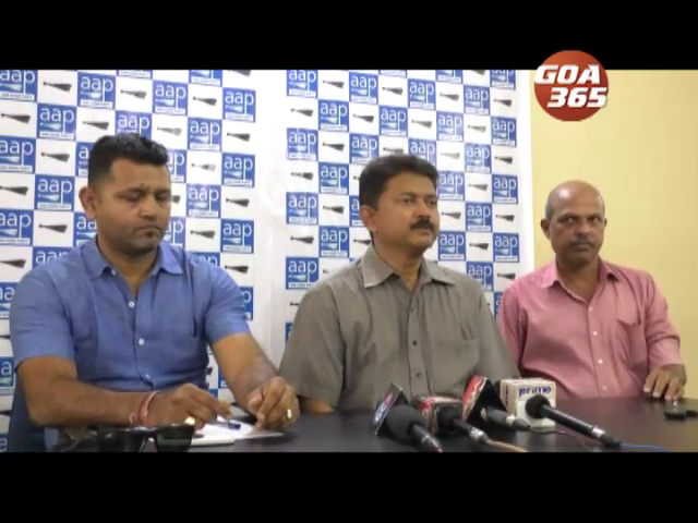 APP alleges govt  patronage to Sanathan Saustha