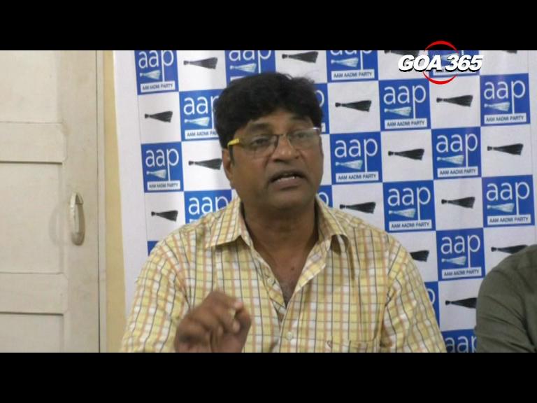 AAP demands fresh EIA for Mopa airport