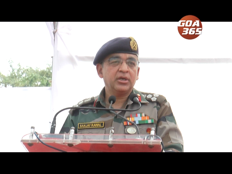Know your army event organised at Campal