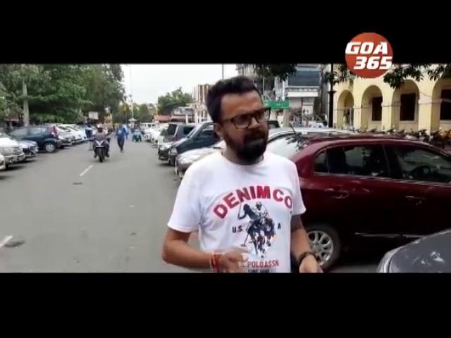 BJP MLA blames PWD for bad Vasco roads