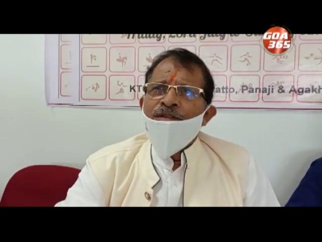 300 unit free power a election gimmick: Shripad Naik