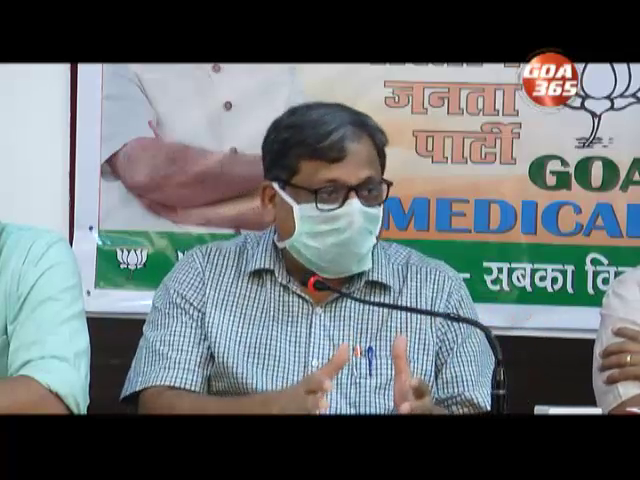 Covid 3rd wave to hit below 18 as 90% eligible persons vaccinated: Dr. Salkar