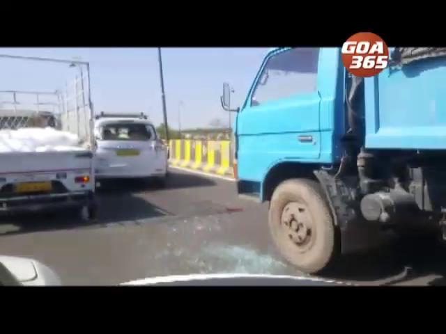 Accident on Atal Setu
