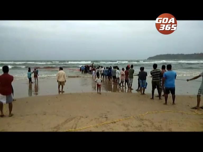One dies as canoe capsizes off Vasco coast