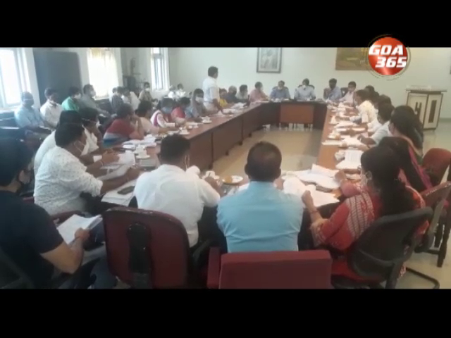 CCP, MMC focus on revenue in 1st council meet