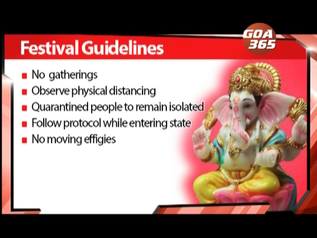 Guidelines to celebrate Chovoth, Janmastani issued