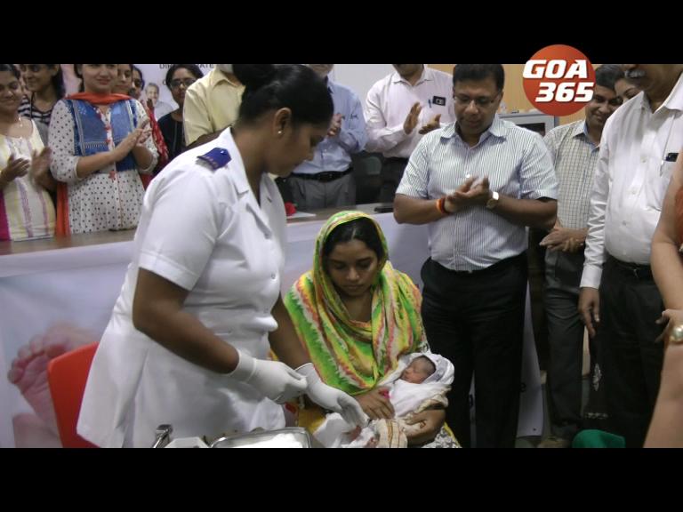 Goa re-starts Baby Screening Centre