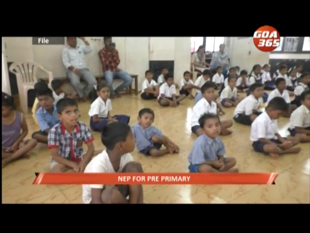 National Education Policy 2020 implemented begins from pre-primary