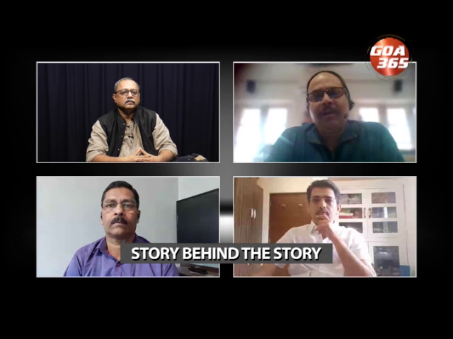 Story Behind the Story :  COVID STATUS IN GOA - PART 1