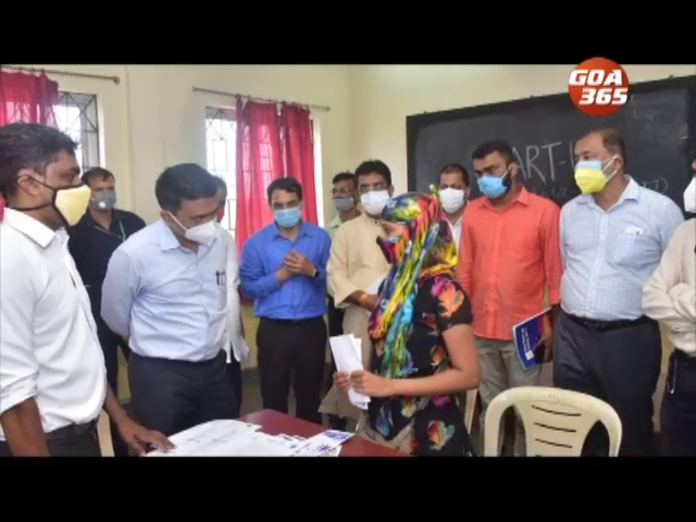 sarkar tumchya dari program initiated, 1613 beneficiaries already registered