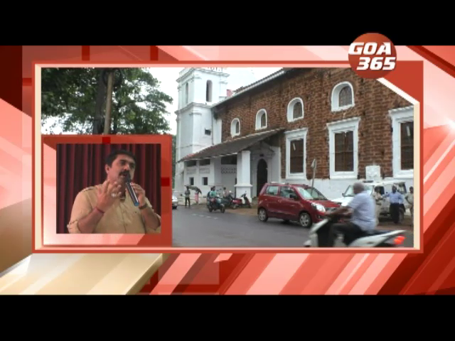 RP goof up: TCP minister promises 'Colienkars' their church will not be touched