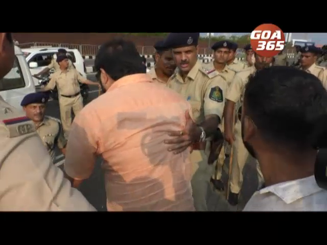 Mhadei echoes in IFFI, protestors arrested
