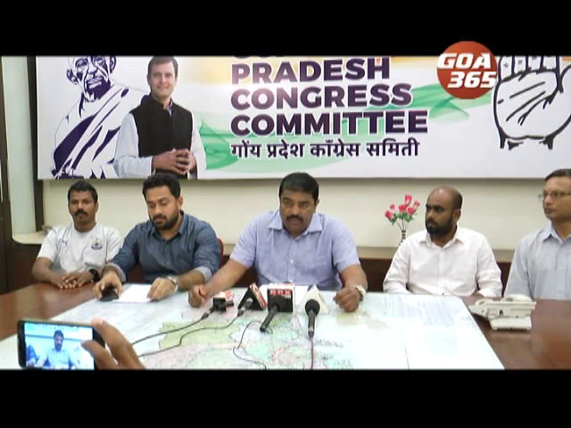 Congress targets Rane for implementing fish ban by consulting TCP minister