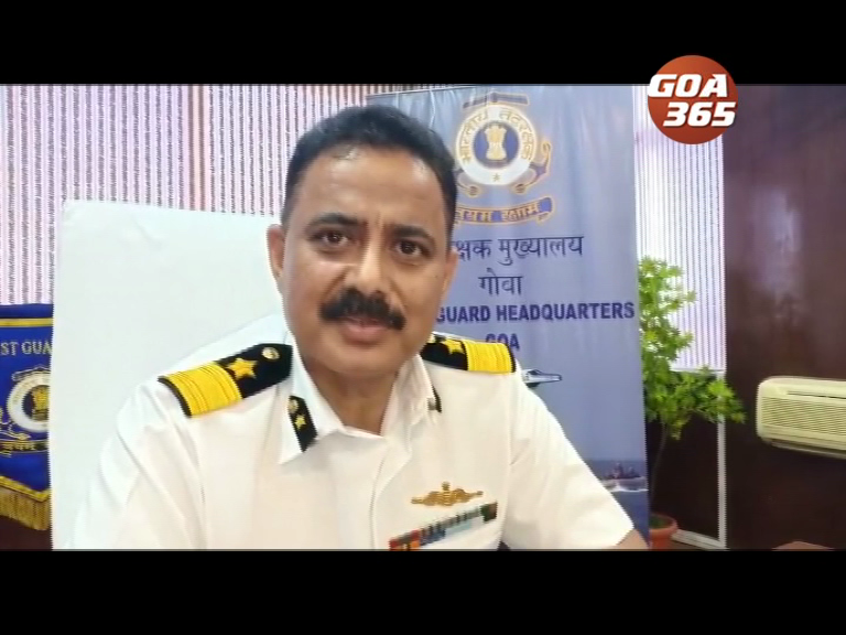 Will concentrate on strict monitoring of vessels off Goa coast: DIG Coast guard
