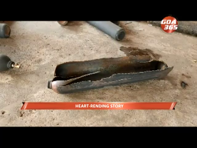 One died in cylinder blast in Cuncolim IDC