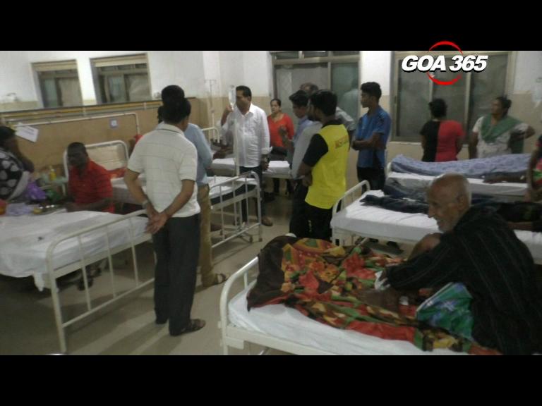 Dengue scare hits Ponda