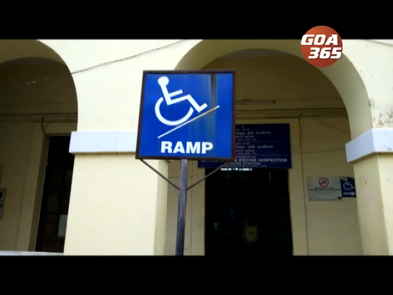 Mormugao municipal bldg to have reserved parking slot for disabled