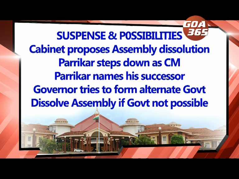 Cabinet didn't discuss dissolution, suspense continues….