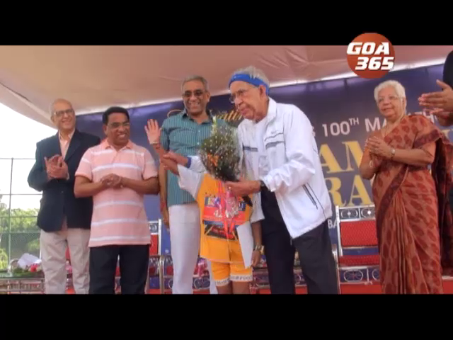 Dr P S Ramani Marathon held At Bandora