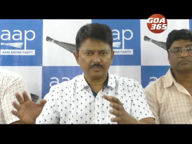 Govt has given free hand to 10 Cong MLA of BJP to loot people: AAP