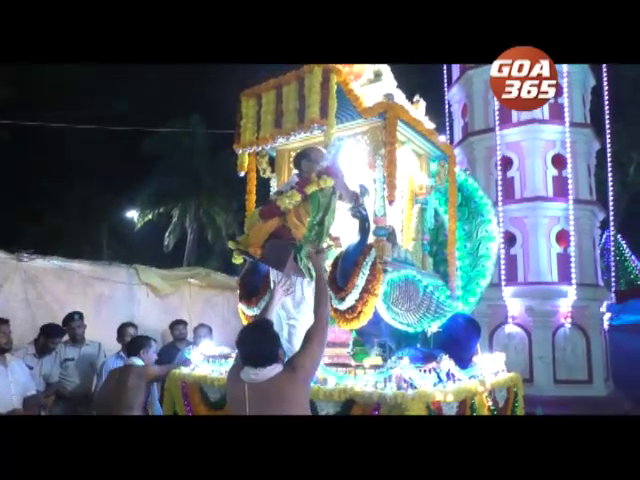 3rd day of Fatorpa Jatra celebrated with devotional mood