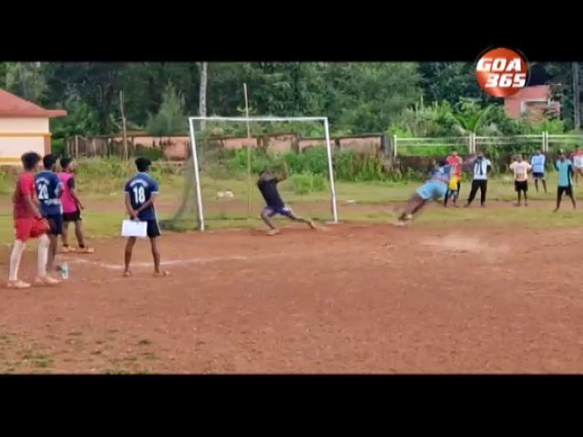 Panther Boys Chinchinim defeated Calangute Arambol Boys
