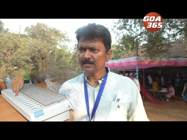 Voter complain about glitches in EVMs