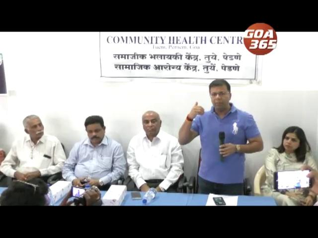 GMC to get top class canteens, promises Vishwajeet