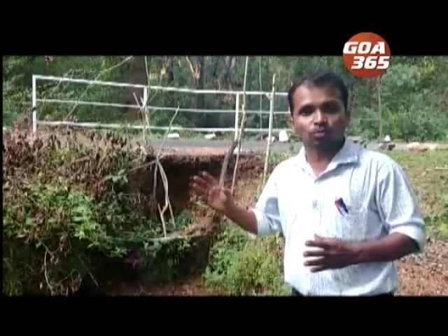 Maintenance & development of infrastructure lacks in Cotigao