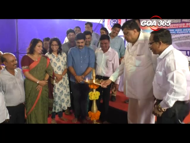 Fatorda fish market inauguration turns into political slugfest
