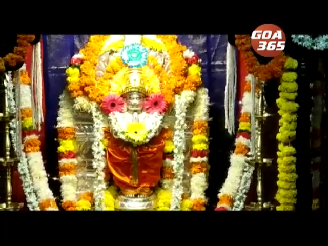 Eight anniversary celebrated at Varkhande, Ponda