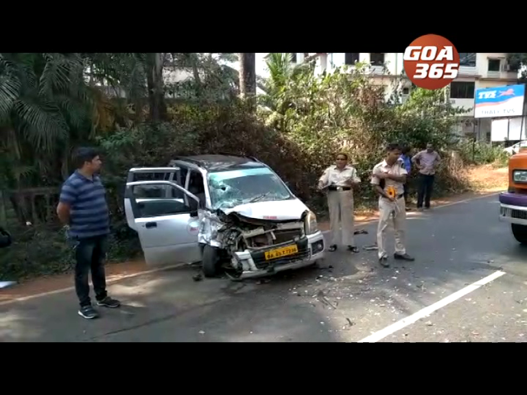 28-year-old from UP killed in road mishap at Bicholim