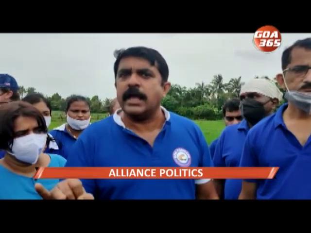I am not scared, but Goans want alliance;  says Vijai