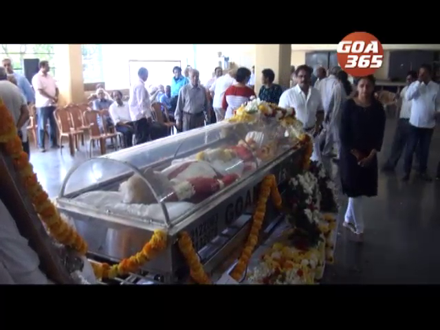 Remained a teacher even after his death, donated his body to GMC students
