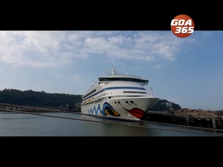 1200 passengers  arrive Goa at MPT from Muscat