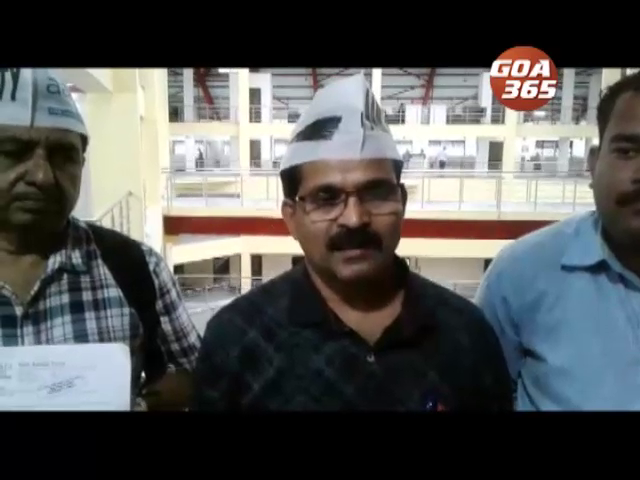 AAP takes Pissurlem factory to Pollution Control board