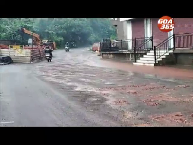 Ponda suffering from bad roads, traffic congestion