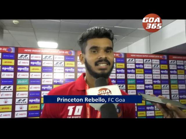 FCG vs CFC Post Match, Players speak