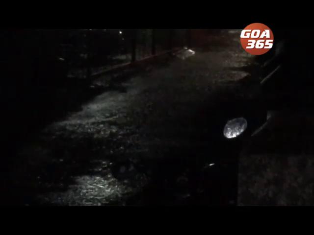 Goa witness heavy showers, rain to continue