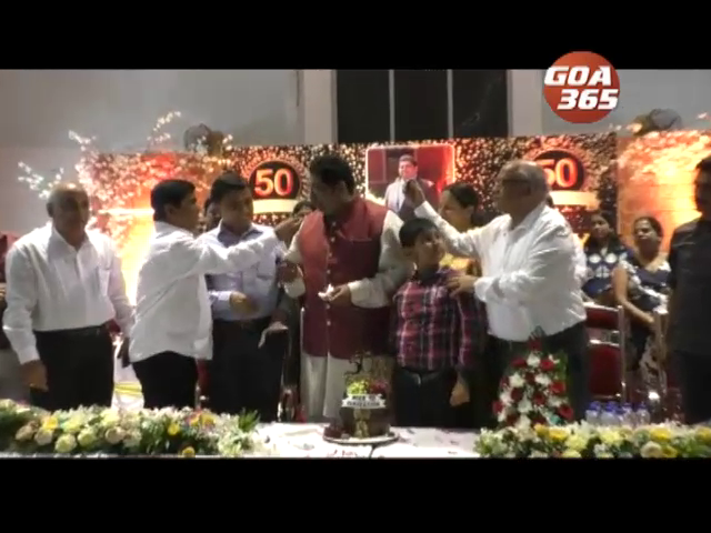 Michael guarantees Reginaldo Dy CM or Minister's post in next tenure