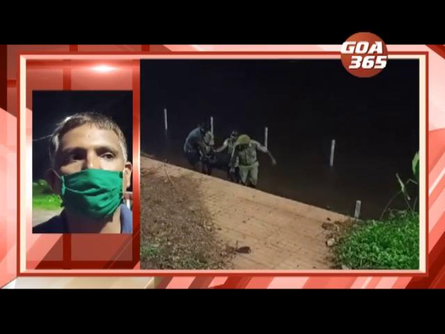 Fire personnel rescue two boys from Valvanti river