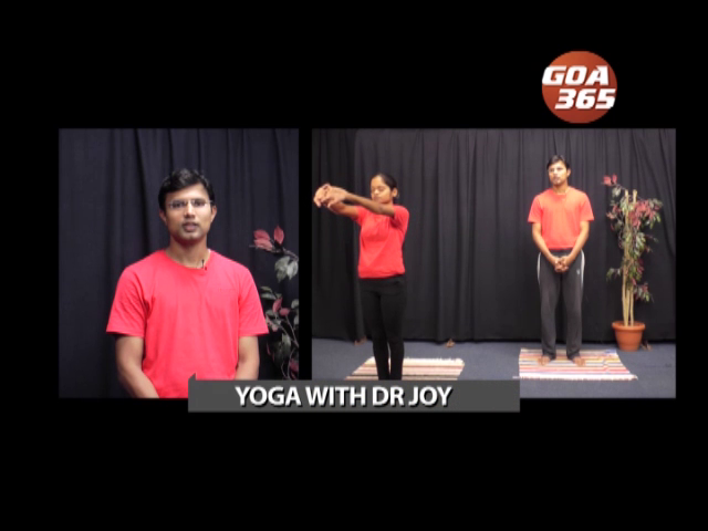 EP5 YOGA - on special on corona by Dr. Joy