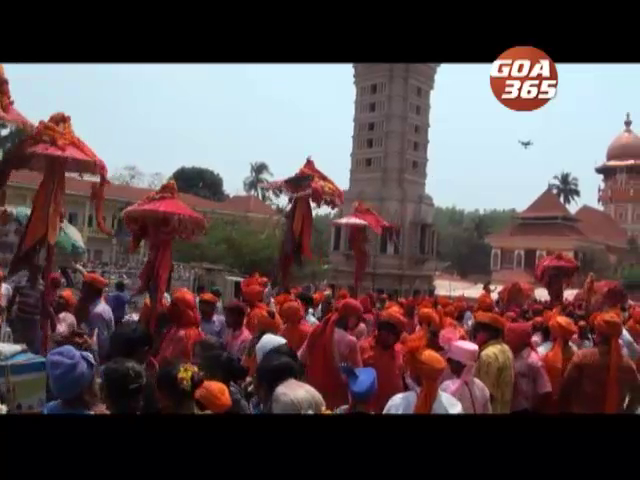 Hindu-Kristao Satryo of Fatorpa display Goa's harmony