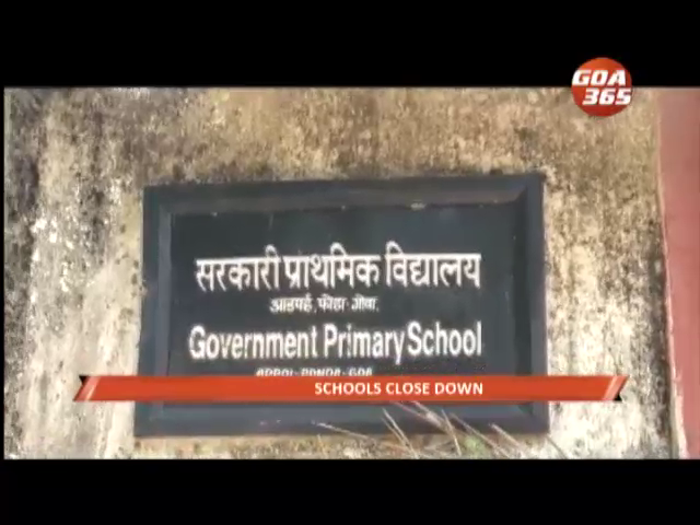 Many Ponda schools close down for want of students