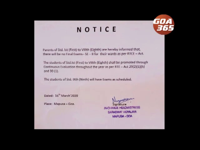 Corona: Some schools declare summer holiday for Std I to VIII, colleges postpone exams