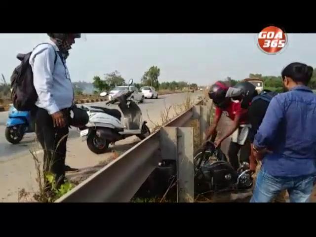 Bullet rider has miraculous escape at Bastora