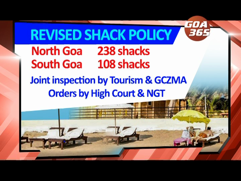 Goa issues revised shack policy, with conditions