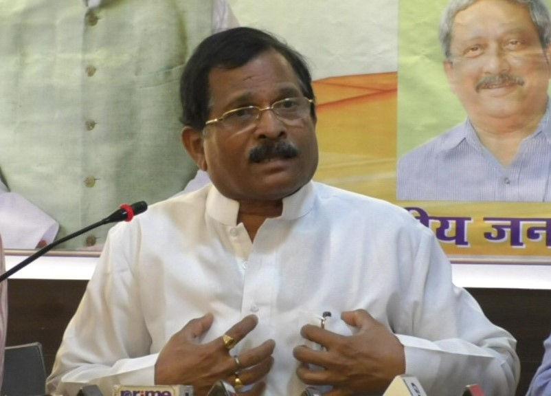 Mining will start after monsoon & GF already knows about it: Shripad