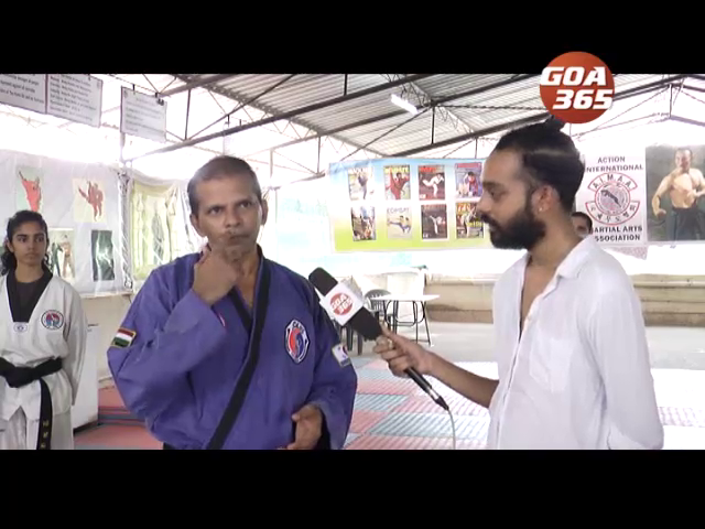 Learn to Defend on Sports Encounter with Clinton D'Souza