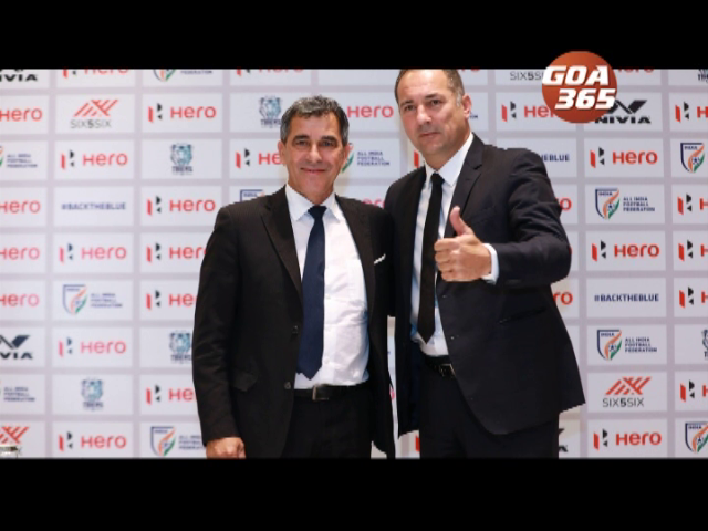 There is a good future for Indian football: Igor Stimac